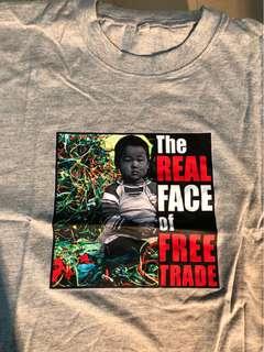 Greenpeace 綠色和平 職員T 恤(L)