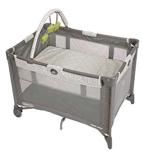 Brand New Graco Pack n Play Playard with Bassinet