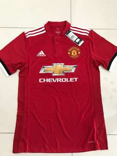 Manchester United Jersey Home 2017-2018