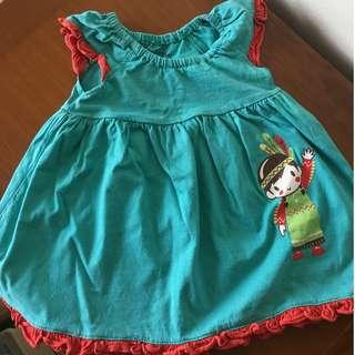 Baby Dress - suit 12-16 months
