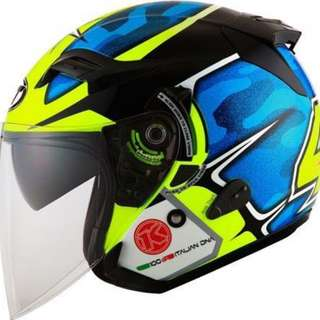 Helmet KYT Aleix Espagaro