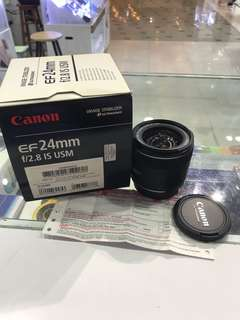 Canon ef24mm f/2.8 is usm
