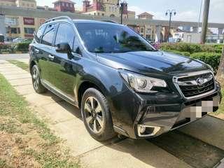 Subaru Forester 2.0 2017