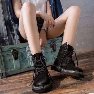 🚚 馬丁靴 短靴 英倫風