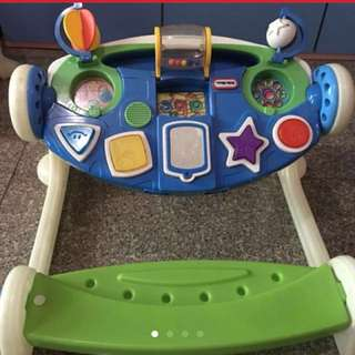 Baby gym n table for toddler