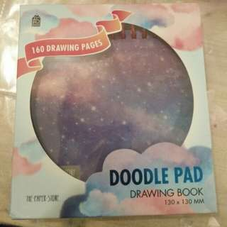 Doodle Pad Drawing Book (The Paper Stone)