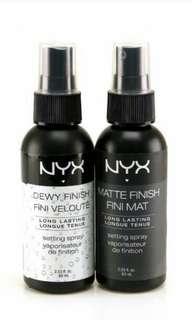 NYX Setting Spray
