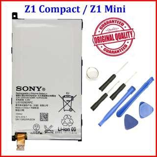 ORIGINAL Quality 2300mAh Sony Xperia Z1 Compact Battery