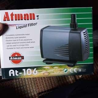 Atman-106 Pump