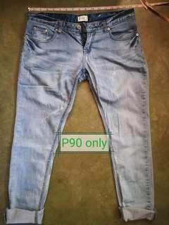 Soft Maong Pants