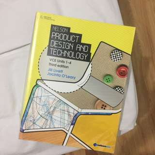Product Design and Technology Units 1-4