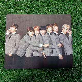 BTS Mouse Pad New