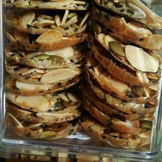 Crunchy Florentine