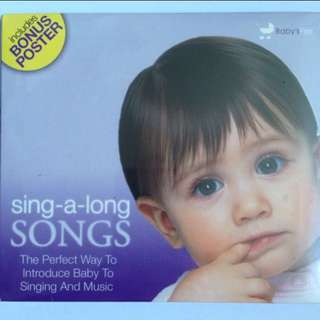 Sing-a-long songs ( Baby CD )