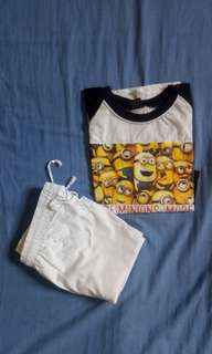 Minions Long sleeve shirt