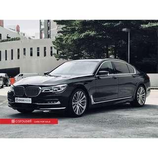 BMW 7 Series 740Li Carbon Core