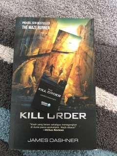 The Maze Runner: The Kill Order (Bahasa Indonesia)