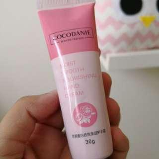 Cocodanie Fragrance Hand Cream for MYR19.90