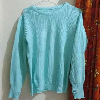Sweater / blouse / jaket / kaos rajut / knit