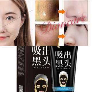Extract blackhead Mask for 2 Bottle