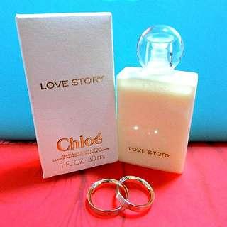 Chloe Love Story Perfumed Body Lotion (Brand New)