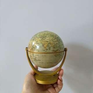 100% new 地球 the earth 旅行 地圖 座枱