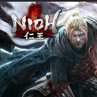 Selling Nioh again(PS4)