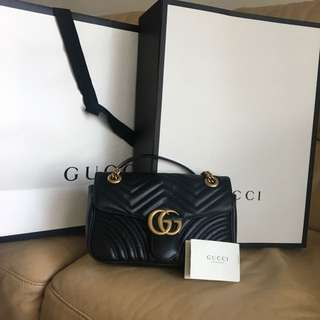 Authentic preloved Gucci Marmont