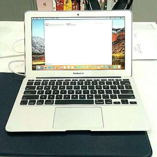 "Promo Macbook Air 11"" 128Gb Kredit Tanpa kartu kredit"