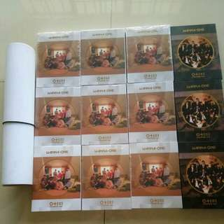 [PROOF] WANNA ONE I PROMISE YOU 0+1=1 ALBUM ARRIVED💕