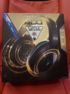 Turtle Beach - Ear Force Stealth 400 Fully Wireless Gaming Headsset