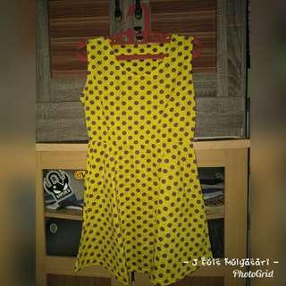 Dress Polkadot Preloved