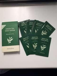 Innisfree Beauty Green Tea Seed Serum
