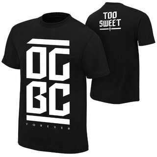 Authentic WWE Tshirt Finn Balor OGBC Worldwide