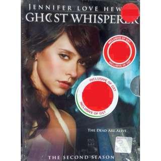 Ghost Whisperer Jennifer Love Hewitt The Second Season DVD (Imported)