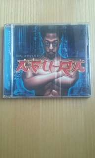 AFU-RA Body Of The Life Force CD