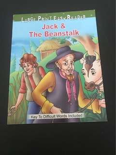 🚚 Jack and the Beanstalk