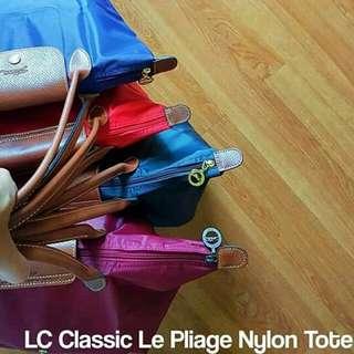 Le Pliage Classic Nylon Tote