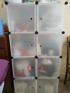 Cabinet 8 cubes