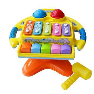 Xylophone Happy Hour Play Time 3 in 1