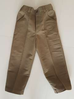 Long Pants for boys