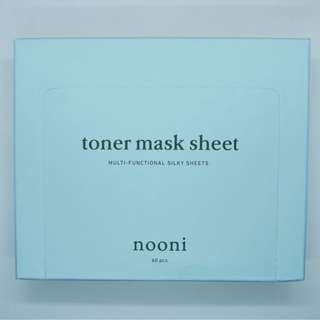 NOONI Toner Mask Sheet