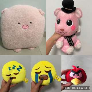 Soft/plush toys for sale!!!