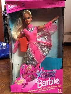 Barbie Flying Hero
