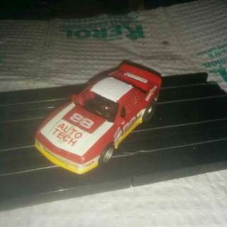 Agx.  H. O. Scale slot car