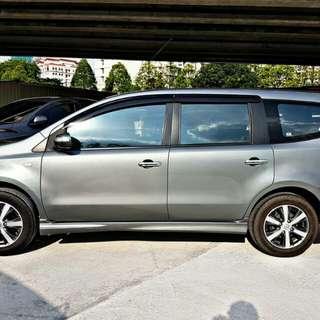 Sambung Bayar Nissan Grand Livina