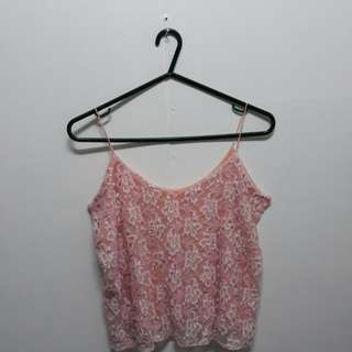 Cami lace top