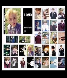 Lomocard Jin/Seokjin/Sj