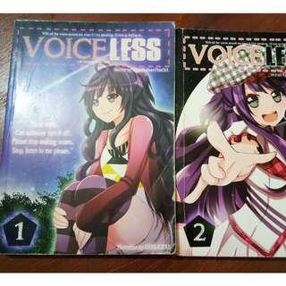 VOICELESS Book 1&2 WRITTEN BY HaveYouSeenThisGirl
