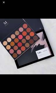 💄❤️Morphe Brushes Cosmetics 24G Grand Glam  Makeup Eyeshadow Palette